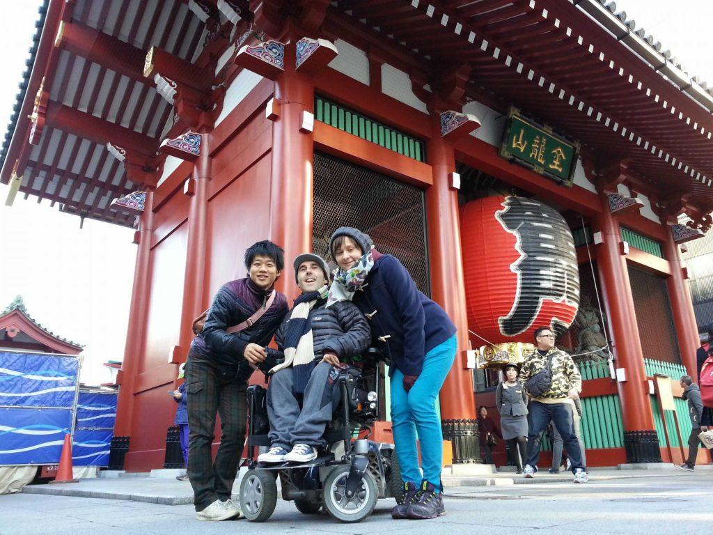 Martyn in Japan