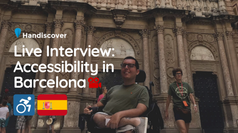 Accessibility In Barcelona