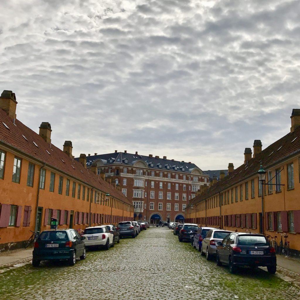 A Neighbourhood Of Wheelchair Accessible Copenhagen