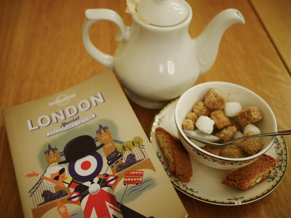 Tea Break In London
