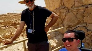 Cory And Eli Talking Wheelchair Accessibility In Israel
