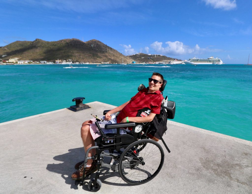 Kevin Of Accessible Adventurers