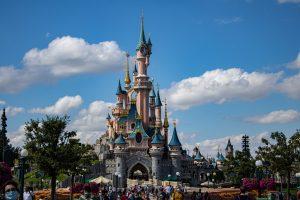Wheelchair Accessible DisneyLand Paris