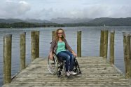 Accessible Travel Blogger, Carrie-Anne Lightley