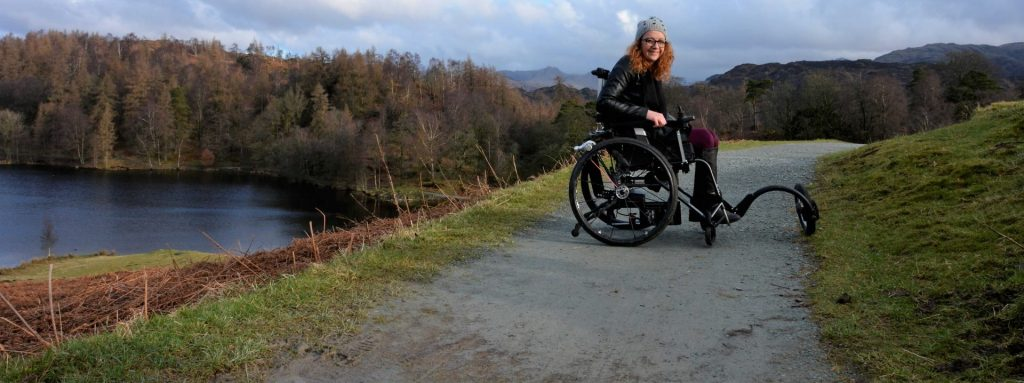 Carrie-Anne Lightley On Her Travels