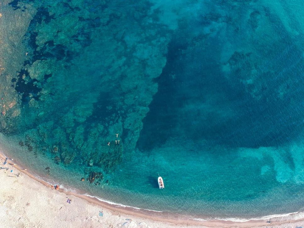 Wheelchair Accessible Corsica, Balistra Beach