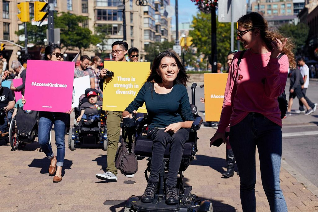 Maayan Promoting Accessibility And Diversity