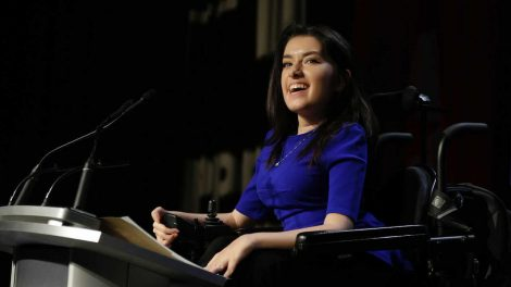 Maayan Ziv Speaks About Improving The Accessible Travel Industry