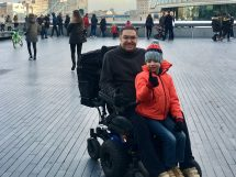Travelling as a Disabled Father